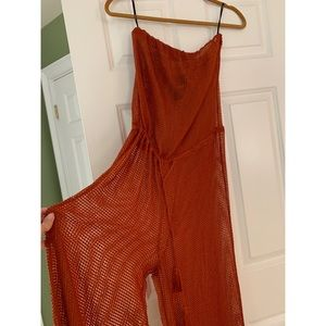 JUMPSUIT SWIMWEAR COVERUP ***NEW